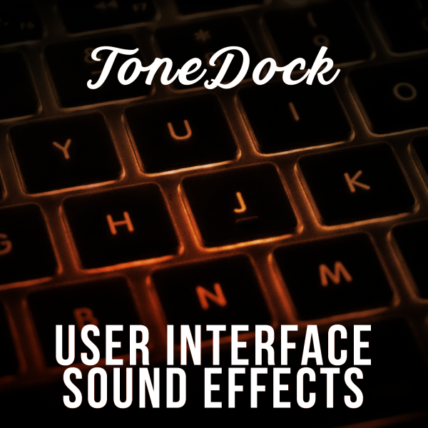 ToneDock - Sample Pack - User Interface Sound Effects